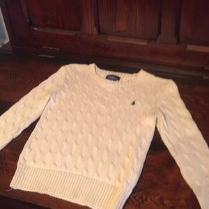 Other - Boys size 6 Polo Sweater. Excellent condition